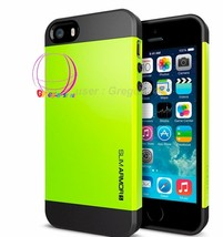 LuxuryTop Quality Slim Armor Cover TPU + Plastic Case For Iphone 4 4s (L... - $9.00