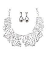 Bridal Wedding Jewelry Crystal Rhinestone Grand... - $31.50