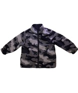 Faded Glory 24 Mos. Baby Boys Reversible Camouflage Zip Front Jacket   - $6.99