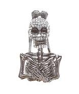 Halloween Costume Jewelry Crystal Rhinestone Fu... - $20.10
