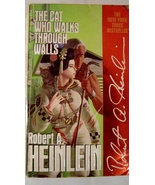 The Cat Who Walks Through Walls 1986 Robert A Heinlein Science Fiction - $0.00