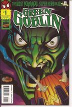 Marvel Green Goblin #1 Spider-Man Action Adventure Harry Osborne - $1.95