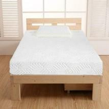 Bedroom Furniture Twin Size 10'' Traditional Memory Foam Mattress w/ 2 P... - $179.17