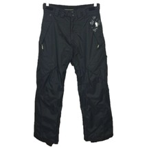 DC S Small Exotex Pants Snowboarding Ski 10.000 Waterproof Sport Black Mens - $50.95