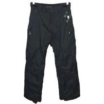 DC S Small Exotex Pants Snowboarding Ski 10.000 Waterproof Sport Black Mens - $50.95