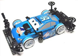 Mini 4WD FMA TRF McQUEEN Tamiya Genuine New JCUP2020 - $335.30