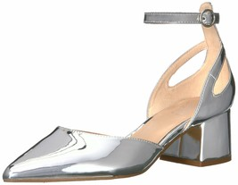 Franco Sarto Women's Caleigh Pump 6.5 Silver - $44.55