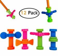 B-KIDS Pencil Fidget Toy Spinner 12 Pack