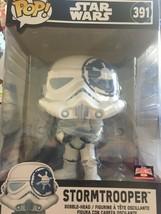 Target Con Star Wars Artist Series 10'' Storm Trooper Jumbo Funko Pop - $59.95