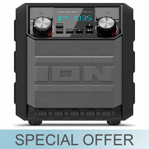 ION Audio Tailgater Express Bluetooth Portable Waterproof System iPA70 -... - $99.99