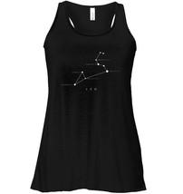 Leo Constellation Flowy Racerback Tank   Zodiac Star Astrology - $26.95+