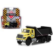 2017 International Workstar Construction Dump Truck New York City DOT SD... - $25.50