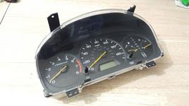 1998-2002 Honda Accord Speedo Meter Instrument Cluster Gauage 185k 98ha3 - $84.63