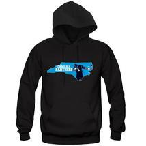 Map Carolina Panthers Hoodie Sports Clothing - $30.00+