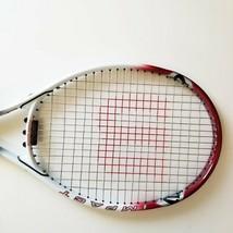 Wilson impact power bridge tennis racket titanium lightweight strength f... - $27.69