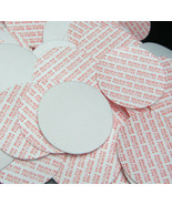 Tamper Proof Press and Seal Foam Liners 58 mm Container Sealers (100 pcs... - $21.95