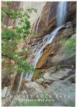 Chimney Rock Park Hickory Nut Falls North Carolina Printed Unposted Post... - $14.50