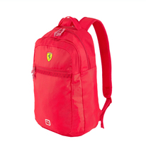Puma Scuderia Ferrari Fanwear Bag Laptop Sleeve Sports Car Zipper Backpack image 3