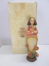 Enesco 2003 Blooming Wild Management figure #114895 Karen Hahn - $19.75