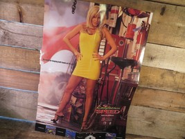 California Speed Video Game Affiche Nintendo N64 38.1cm X 50.8cm - $13.51