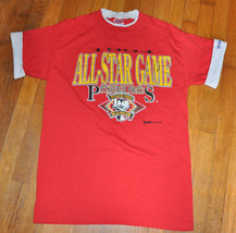 VTG 1994 MLB All Star Game PITTSBURGH Pirates T-Shirt Medium M RARE trench - $35.09
