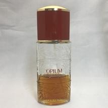 Opium Yves Saint Laurent Woman 3.3 oz / 100 ml EDT spray, used Vintage C... - $55.98