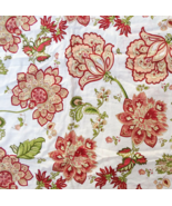 Floral Print Double Bed Falalen Cotton King Size Best Summer AC Dohar India  - $75.00