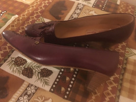 Etienne Aigner  Brown Leather Shoes US size 7M - $22.99