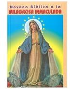 Novena Biblica a la Milagrosa Inmaculada - $4.95