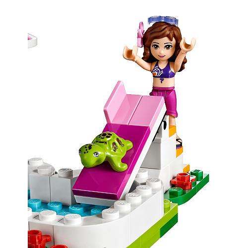 Lego Friends 41090 Olivia 39 S Garden Pool Set Lego