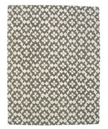 Hand Tufted Diamond Basic Gray 4' x 6' Contempo... - $209.00