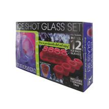 Kole Imports Ice Shot Glass Set Pack Of 1 - $25.30