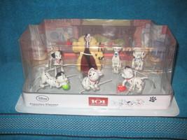 Disney Store 101 Dalmatians Figurine Playset. Brand New. - $24.74