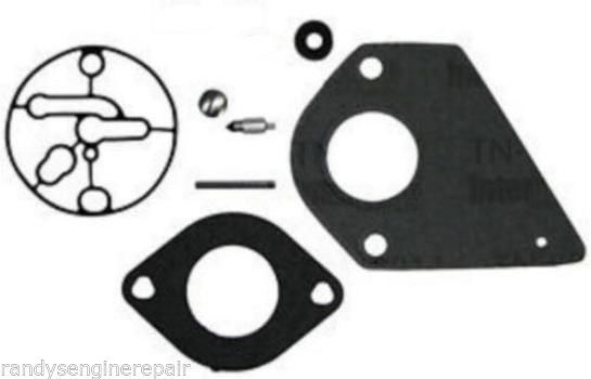 Primary image for Briggs & Stratton 695427 for Nikki Carb Carburetor Overhaul Kit Genuine OEM part