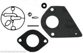 Briggs & Stratton 695427 for Nikki Carb Carburetor Overhaul Kit Genuine ... - $37.99