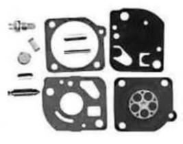 Zama Carb Kit Carburetor Rebuild Rb 64 For Echo Srm 2100, Gt2150, Rb 64 Oem Zama - $9.88