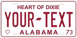 Alabama 1973 License Plate Personalized Custom Car Auto Bike Motorcycle ... - $10.99+