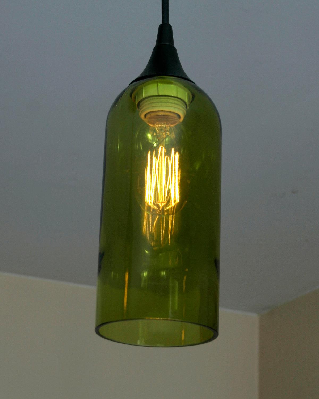 Chardonnay wine bottle 3 pendant light chandeliers ceiling fixtures - Wine bottle light fixture chandelier ...