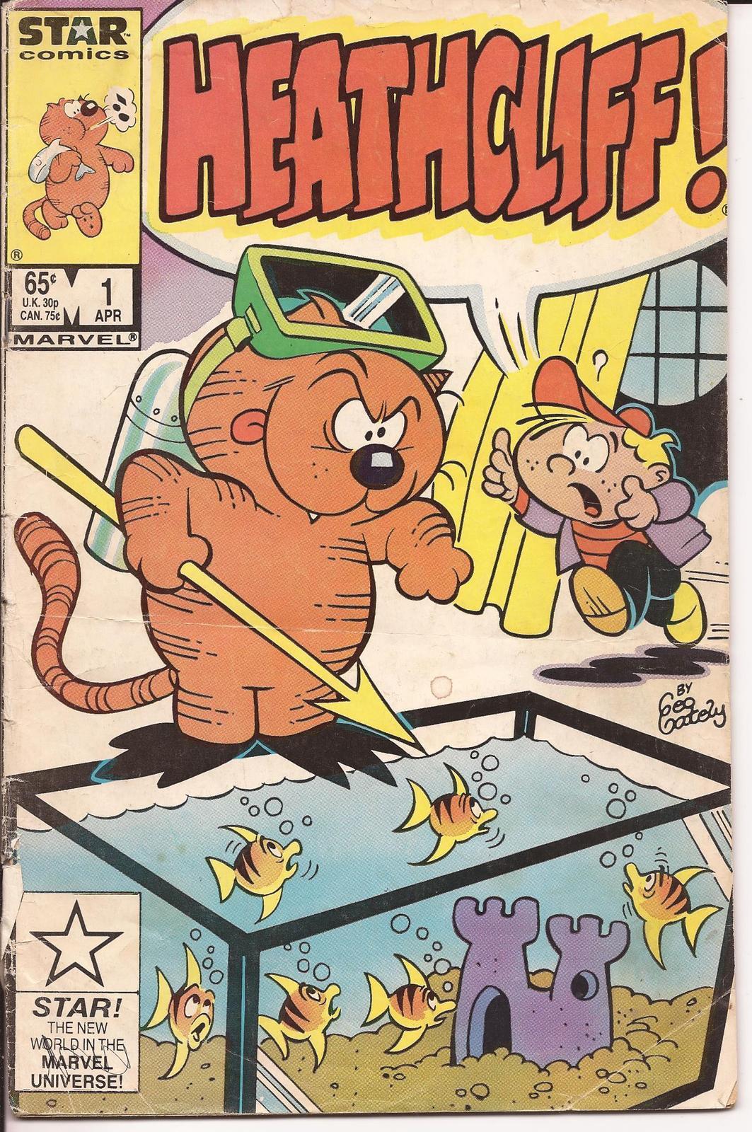 Heathcliff  1