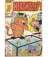 Marvel Heathcliff Lot Issues #1 & 30 Mystery Of The Wax Museum Cap Nappi... - $2.95