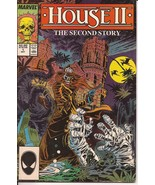 Marvel House II The Second Story #1 Comic Adaptation Horror Terror Monsters - $1.95