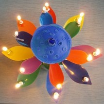 The Amazing Musical Rainbow Birthday Candle - $14.95