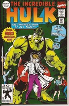 Marvel The Incredible Hulk #393 30th Anniversary Issue Bruce Banner Adve... - $2.95