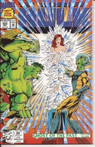 Marvel The Incredible Hulk #400 Ghost of The Past Bruce Banner Action Ad... - $2.95