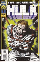 Marvel The Incredible Hulk #426 Both Covers Rick Jones Bruce Banner Adve... - $3.95