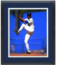 Pedro Martinez Los Angeles Dodgers Circa 1993 - 11x14 Matted/Framed Photo - $43.55