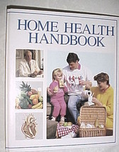 HOME HEALTH HANDBOOK & MEDICAL RECORDS BOOK; EASY TO USE MEDICAL GUIDE,1989 - $9.99