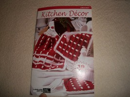 Crochet Kitchen Decor - $5.00