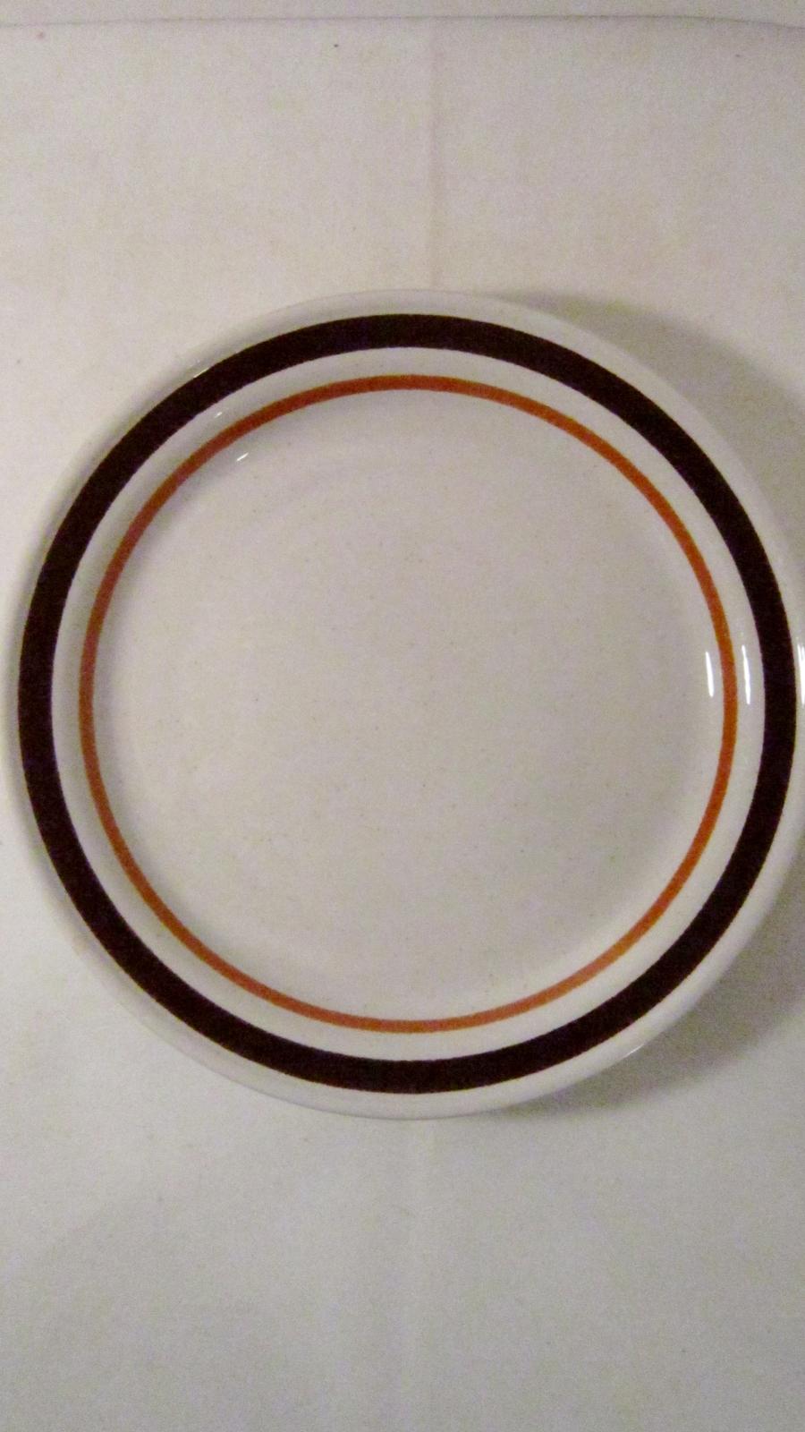 Encompass stoneware dessert salad plate 05