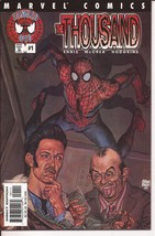 Marvel The Thousand #1 Spider-Man Rhino Aunt May Action Adventure - $1.95